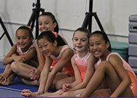 girsl-gymnastics-competative-team