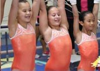 stars-stripes-gymnastics-team-event