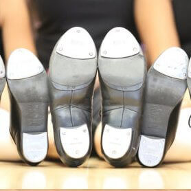 Tap Dance Class - Pacific West Gymnastics