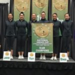 Xcel Gymnastics, First Place