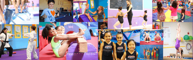 Pacific West Gymnastics Virual Lessons